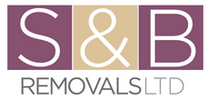 S & B Removals Logo