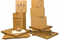 1 BEDROOM PACKING KIT : Moving Boxes: Buy Removals Boxes online